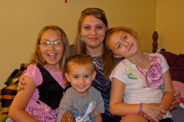 Jamie and Kids