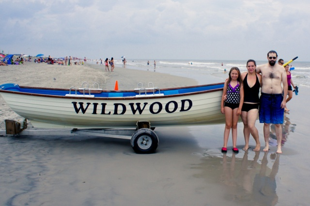 Wildwood Family Picture