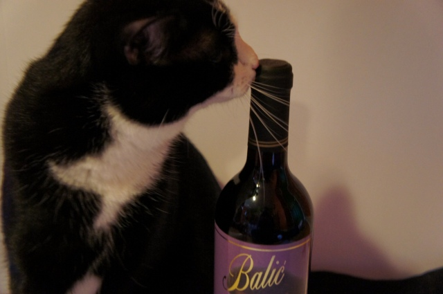 Smallz and the Wine