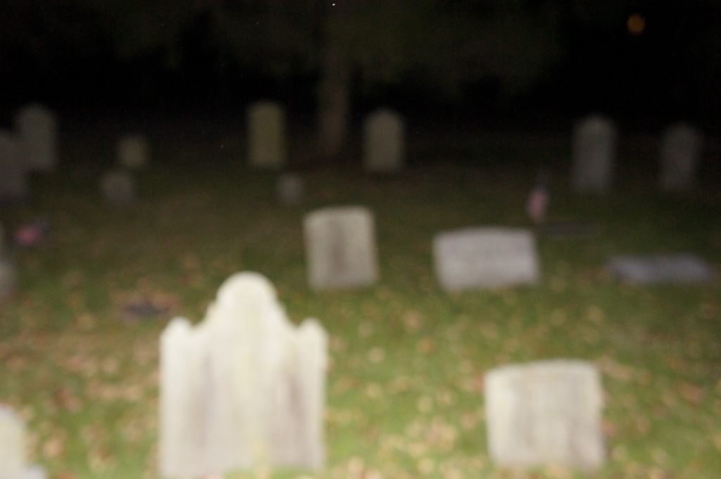 Orb in Graveyard