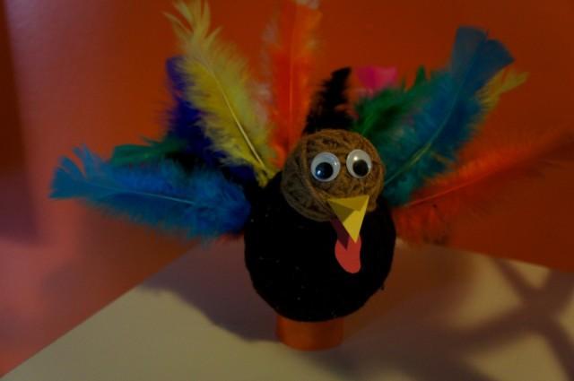 Yarn Ball Turkey