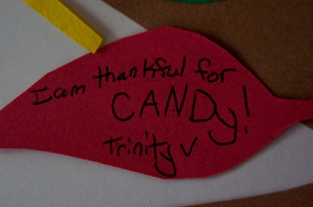 Trinity Candy