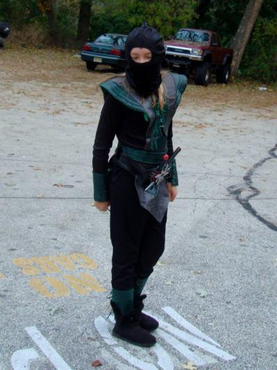 Ninja Trinity
