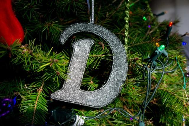 Daniel's Ornament