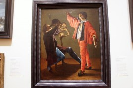 The Last Drop (The Gay Cavalier) by Judith Leyster, 1639
