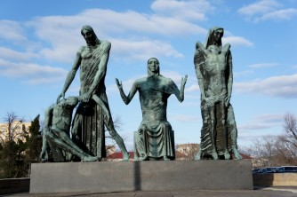 Statue of Social Consciousness