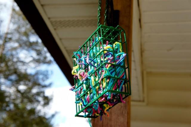 Yarn For Nesting