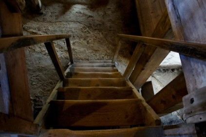 Batsto Village Stairs