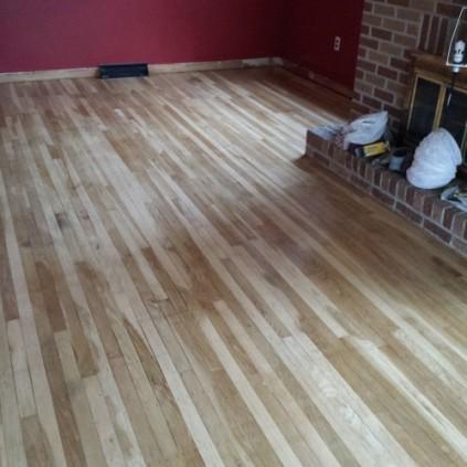 Finished Floors