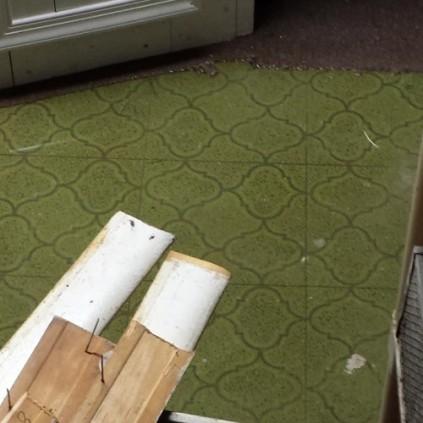 Retro Floor