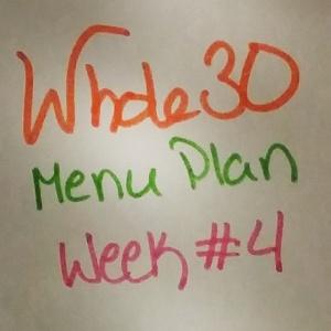 Whole30 Week4